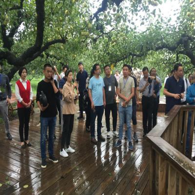 青海省商务厅考察团赴砀考察